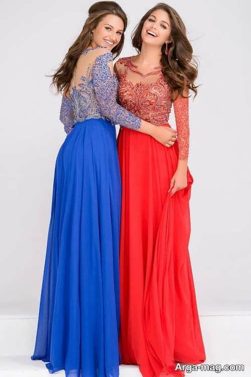 مدل لباس ست دو خواهر جدید