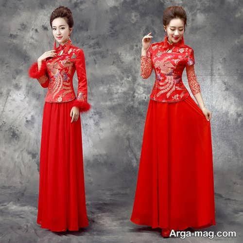 مدل لباس مجلسی کره ای ست