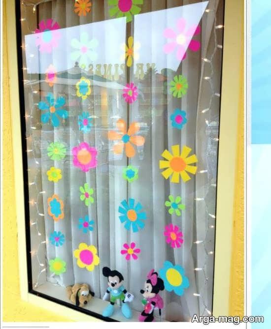 تزیین پنجره