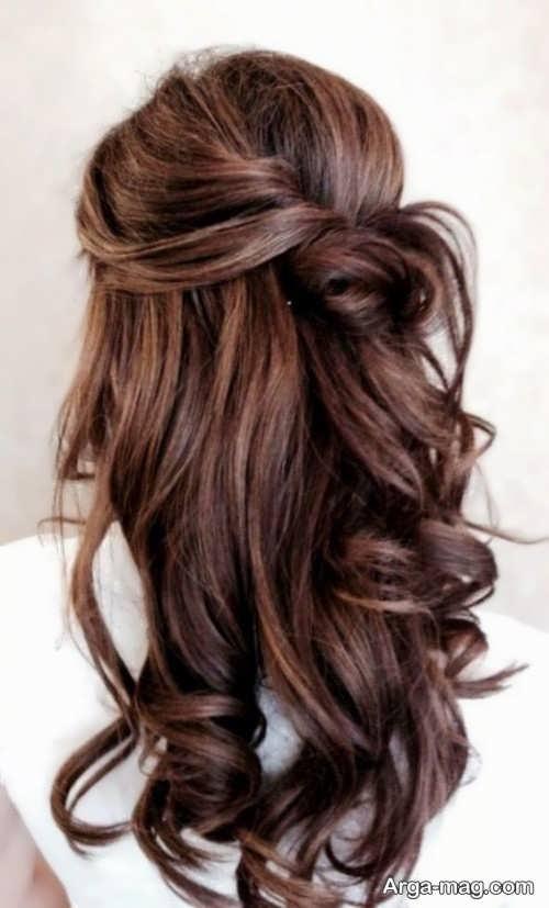 مدل موی باز مجلسی زنانه