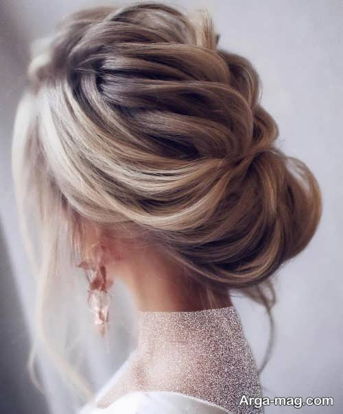 مدل موی زیبا و شیک مجلسی
