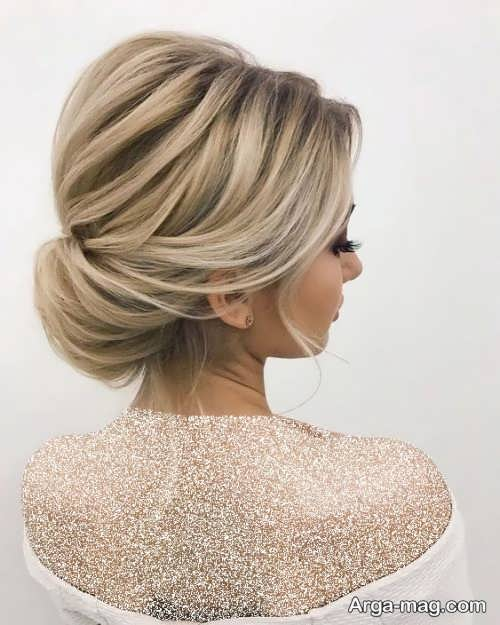 مدل آرایش موی خطی