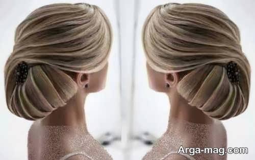 مدل مو بسته زنانه