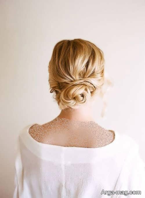 مدل آرایش موی مجلسی زنانه