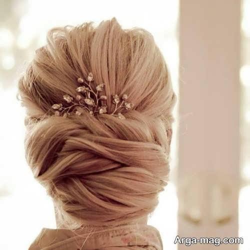 مدل موی بسته و زیبا زنانه