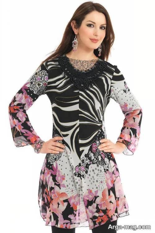 مدل لباس زنانه راحتی