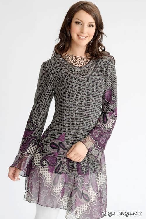 مدل لباس خانگی شیک و زیبا