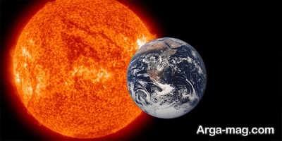 زمین و علت چرخش آن