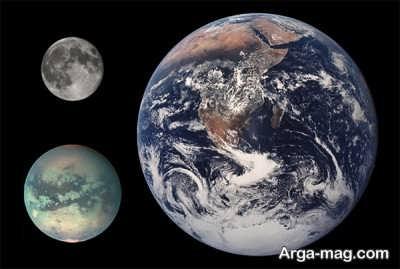 علت های چرخش زمین