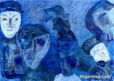 تحلیل رنگ آبی در روانشناسی