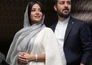 ابراز علاقه بی پروا احمد مهران فر به همسرش