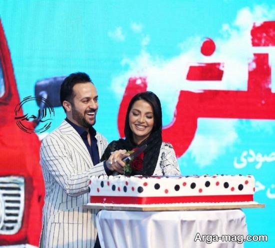 تصاویر جدید احمد مهرانفر و همسرش