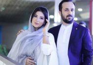 عکس های عروسی احمد مهران فر و همسرش