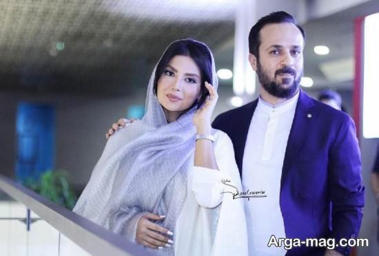 بازیگر نقش ارسطو و همسرش