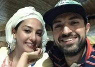 تیپ لاکچری اشکان خطیبی و همسرش