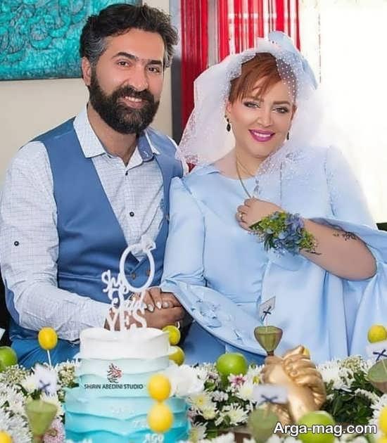 عکس های جذاب سالگرد ازدواج بهاره رهنما