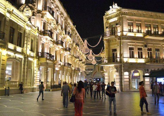 جاذبه هلی زیبا و مکان های دیدنی باکو