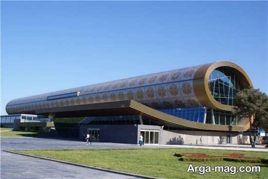 موزه باکو آذربایجان