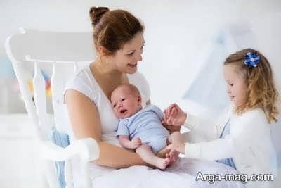 چگونه گفتن خبر بارداری به فرزند اول