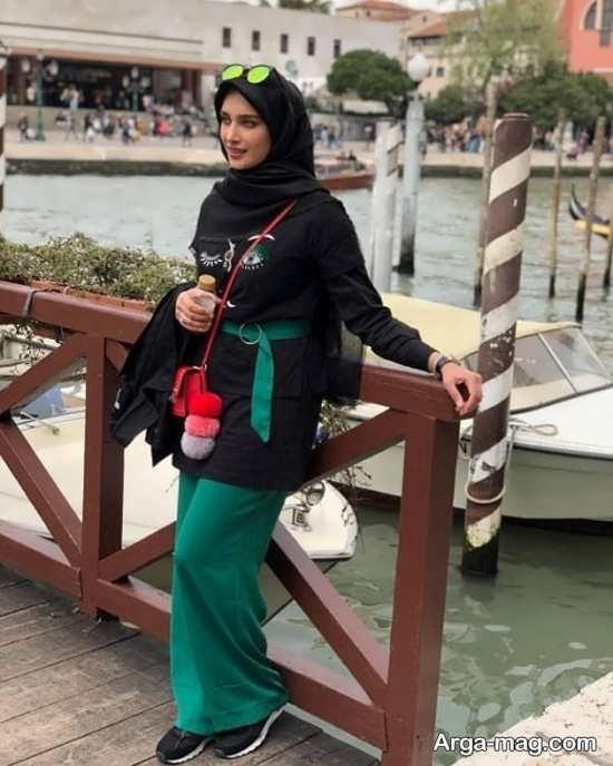 بیوگرافی جدید و جالب آناشید حسینی