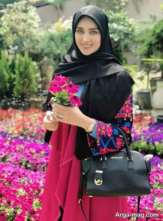 زندگی نامه آناشید حسینی