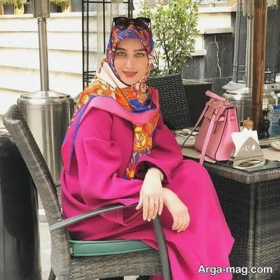 زندگینامه درباره آناشید حسینی