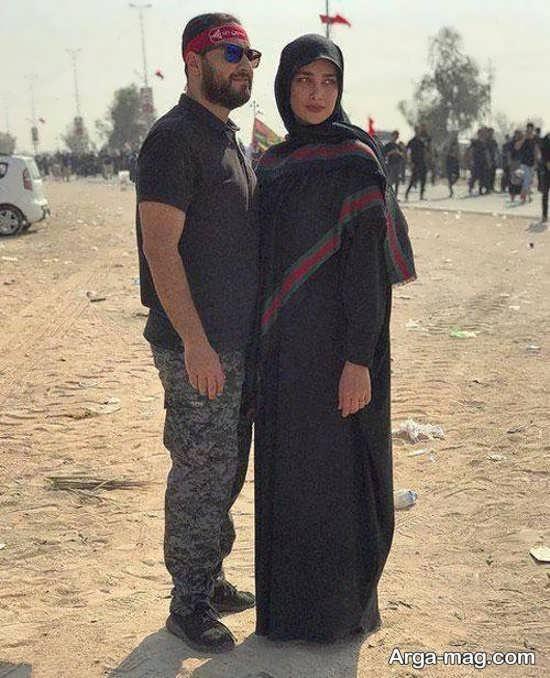 بیوگرافی در مورد آناشید حسینی