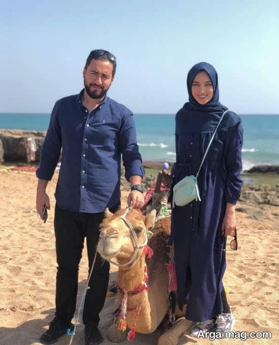 بیوگرافی و انواع عکس آناشید حسینی