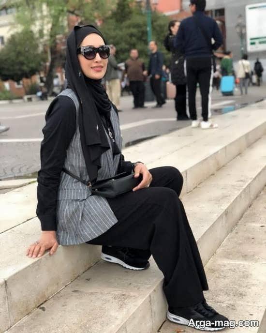 بیوگرافی آناشید حسینی