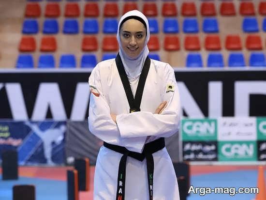 زندگینامه دیده نشده کیمیا علیزاده