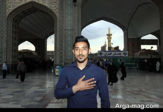 بیوگرافی دیدنی رضا قوچان نژاد