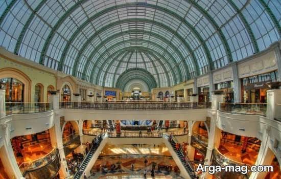 مرکز خرید مجلل دبی