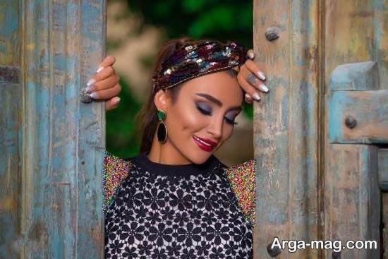 مدلینگ الهام عرب
