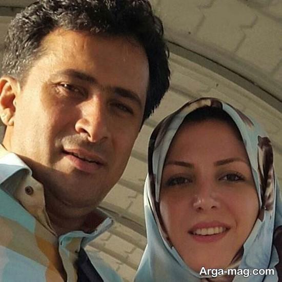عکس های شخصی زوج مشهور در شبکه خبر