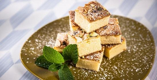 دستور پخت انواع شیرینی ایرانی