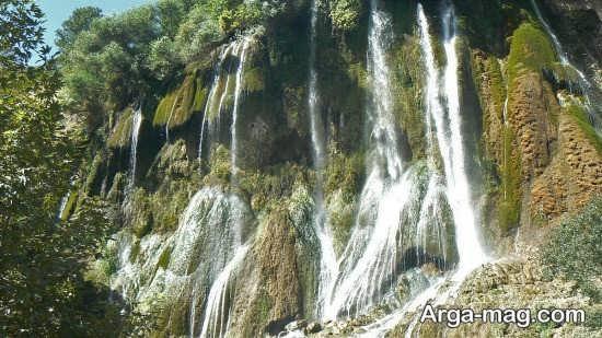 مناطق گردشگری خرم آباد