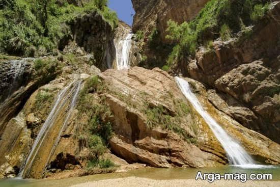 آبشارهای مرتفع خرم آباد