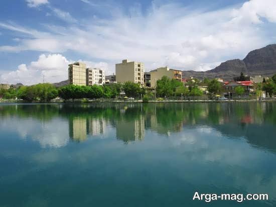 مناطق پر طرفدار خرم آباد