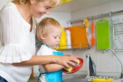 تربیت کودک 3 ساله