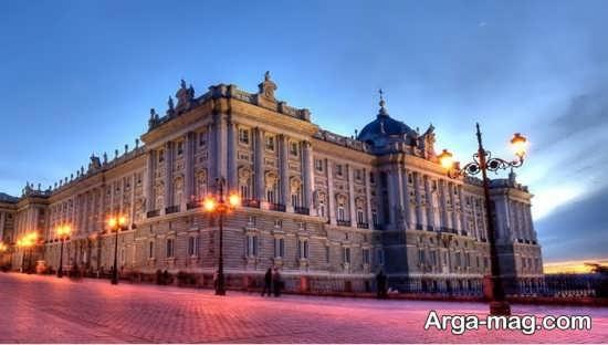 مکان های تاریخی در شهر مادرید