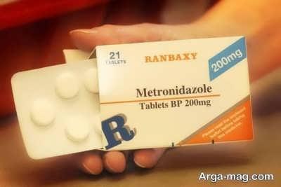 موارد مصرفی مترونیدازول