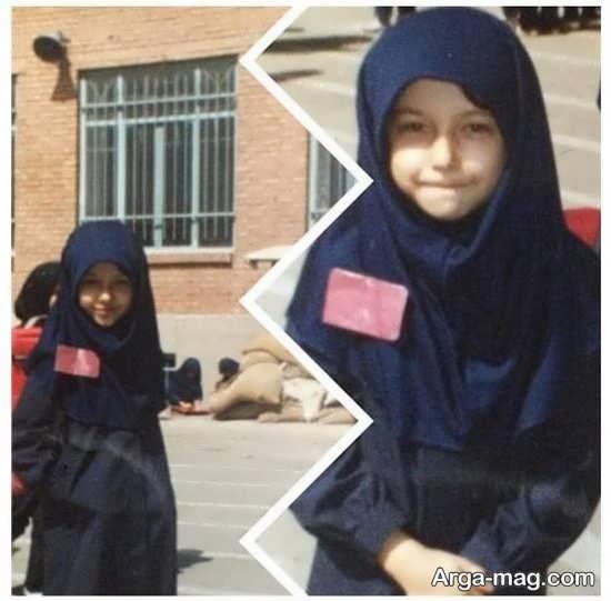 عکس جالب همسر شهاب حسینی