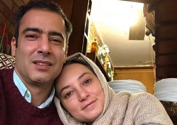تصاویر جذاب زوج خندان سینمای ایران