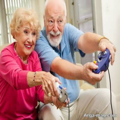 برنامه تفریحی سالمندان