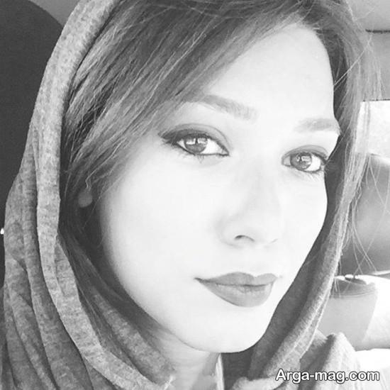 مدل موی جدید خانم کمال زاده