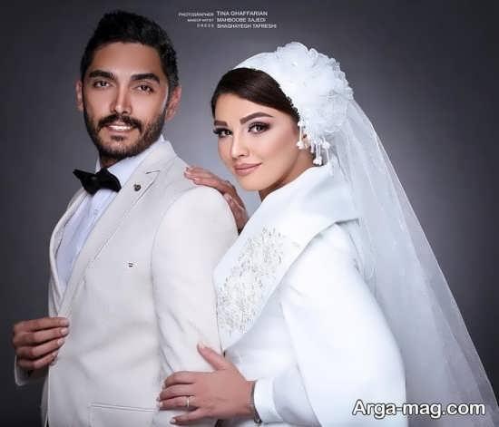 عکس های عروسی سیما خضر آبادی