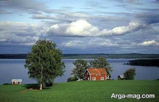 جاذبه های توریستی سوئد