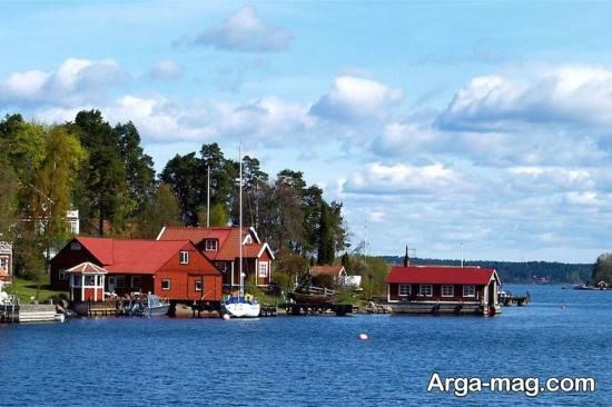 جزایر تفریحی سوئد