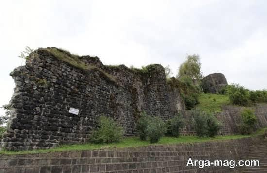 دیوار دفاعی شهر ترابزون
