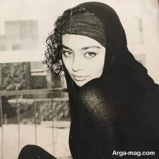 عکس 15 سالگی خانم بازیگر
